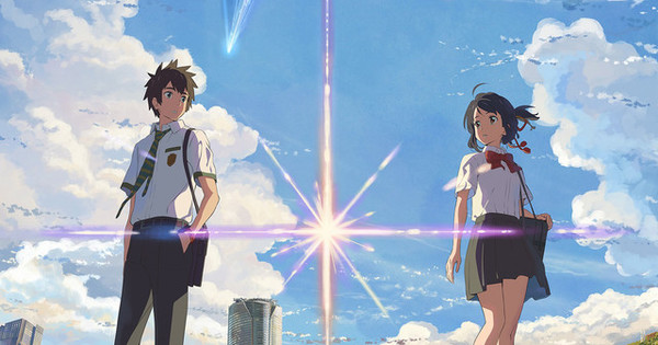 "Believe in Fate! ""Kimi no na wa"" is the Blockbuster Hit Anime Film for 2016"