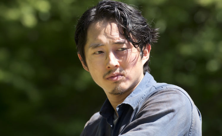 We Heard You Need More Glenn (Steven Yeun) In Your Life. We Got You Covered.