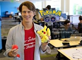 """John Hanke, Creator of Pokémon GO, is attending the """"Pokémon Fest: The 1st Philippine Pokémon Festival""""???"""