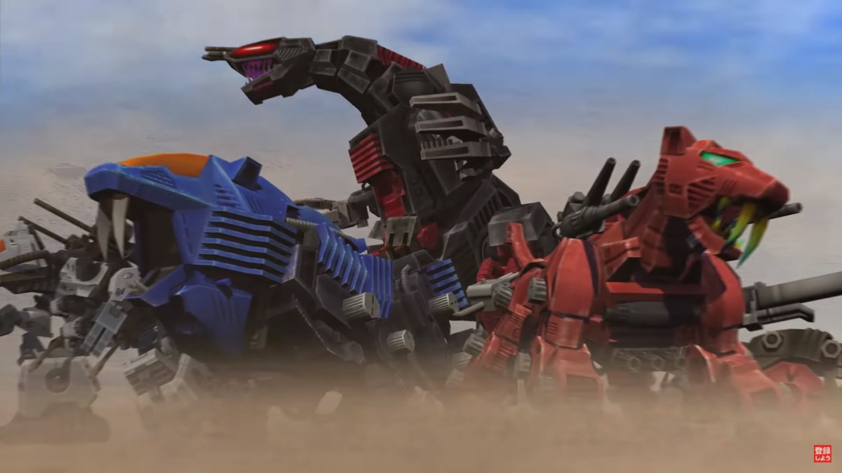 The Zoids Mystery is Revealed! 'ZOIDS Field of Rebellion' could be the next Mobile Game Craze!