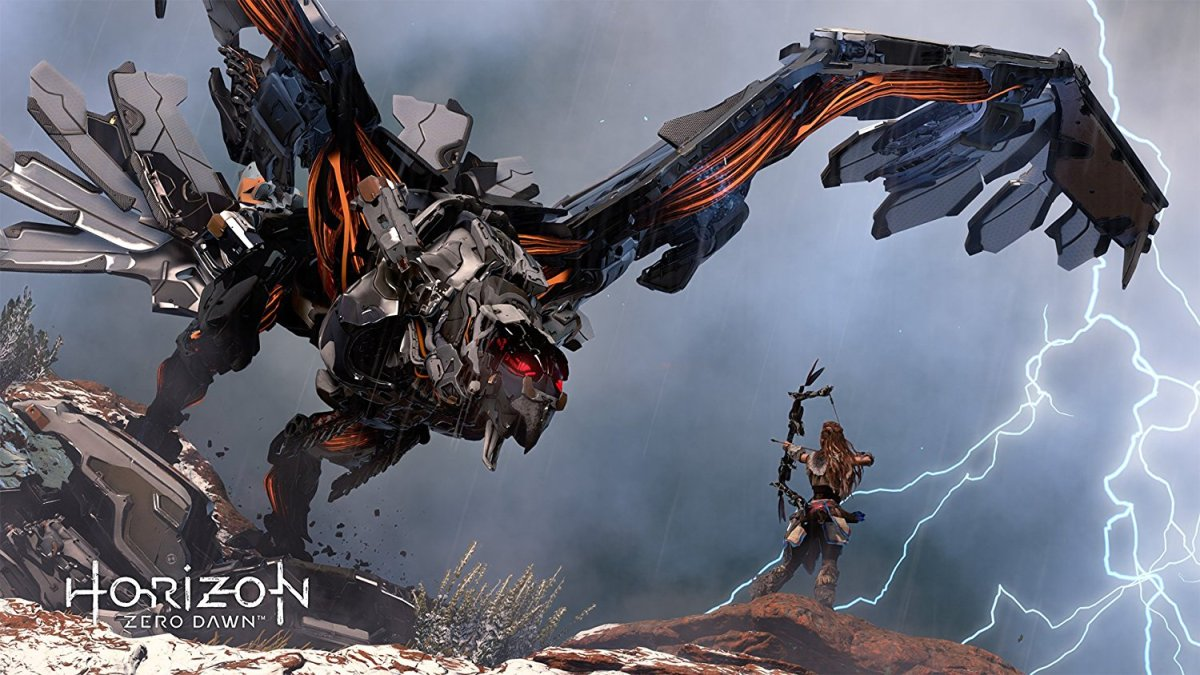 Horizon Zero Dawn pre-orders for the Playstation 4 starts on December 9!