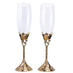 Small Of Wedding Champagne Flutes