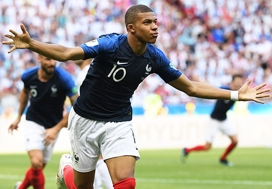 Kylian Mbapp     Will Reportedly Donate Everything He Earns At The     Kylian Mbapp     Will Reportedly Donate Everything He Earns At The World Cup  To Charity