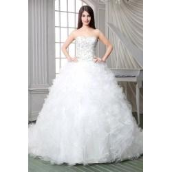 Small Crop Of Corset Wedding Dresses