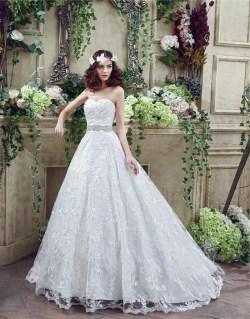 Small Of Corset Wedding Dresses
