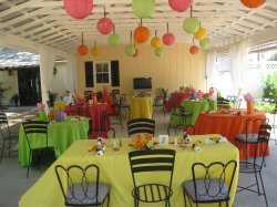 Sightly Mexican Party Ideas Adults Colorful Tablecloths Nooverlay Mexican Med Fiesta Mexican Med Party Ideas Adults Image Collection