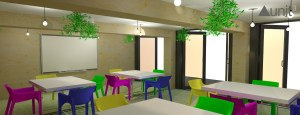 Off Grid Classroom 1 - BASIC CLASSROOMS 2014-01-20 17452300000