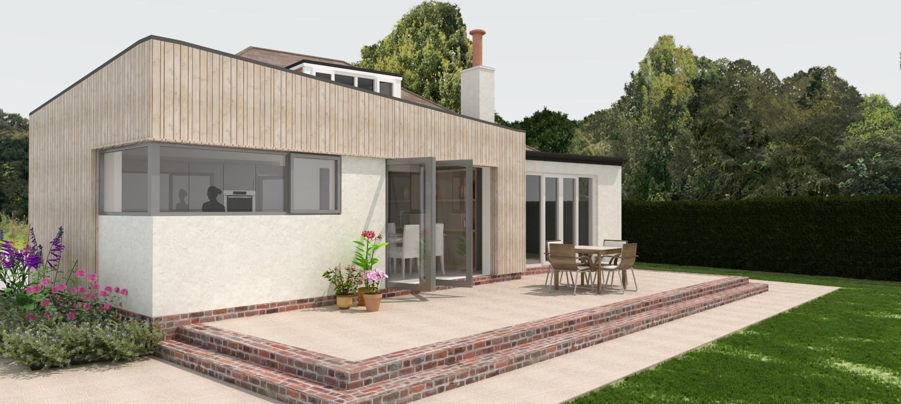 Neston House Extension
