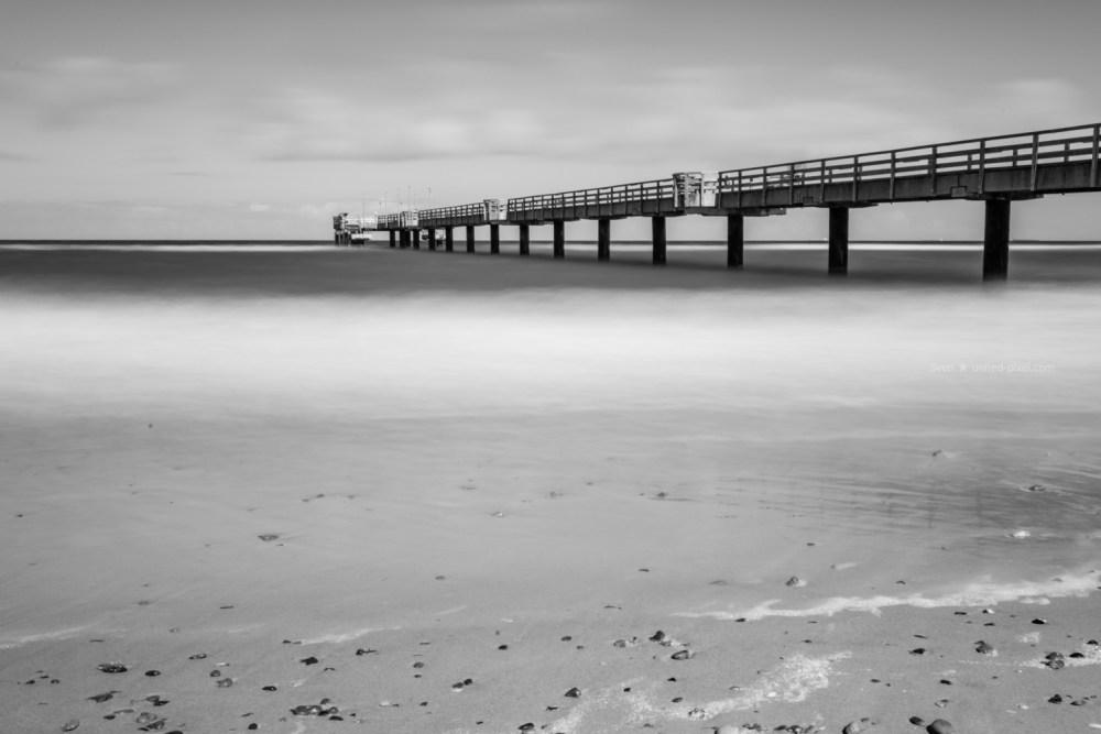 Seebrücke Heiligendamm Ostsee