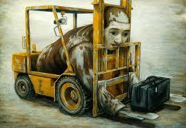 Pintura de Tetsuya Ishida.