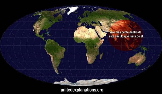 25 mapas que te ayudaran a comprender como funciona el mundo