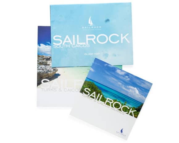 Professional Custom High Quality Brochure Printing Services Sailrock Turks   Caicos Islands custom printed sales broshure