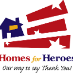Image result for homes for heroes logo