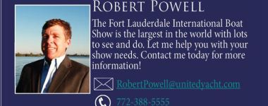 Seven Reasons to Attend Ft Lauderdale's Boat Show