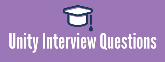 Unity_Interview_Questions