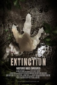 "Affiche du film ""Extinction"""