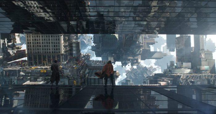 Il nuovo poster italiano di Doctor Strange, il cinecomic diretto da Scott Derrickson