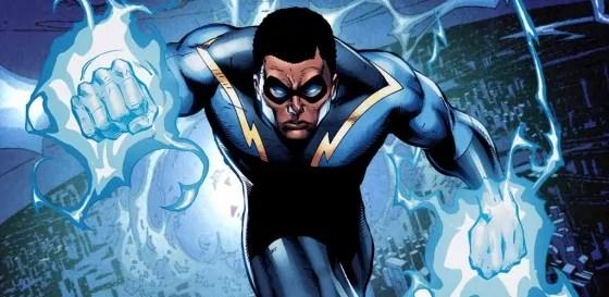 Il produttore Greg Berlanti pronto a sviluppare una serie tv sul supereroe DC Comics Fulmine Nero