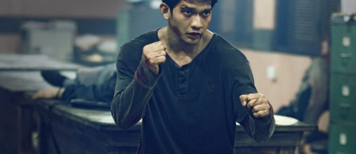 Il funambolico Iko Uwais protagonista dell'action movie Headshot