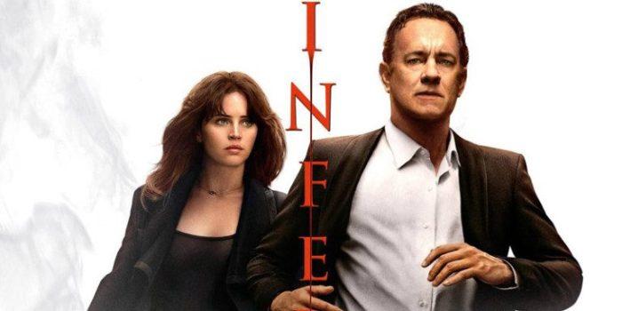 Tom Hanks e Felicity Jones protagonisti del nuovo poster internazionale di Inferno