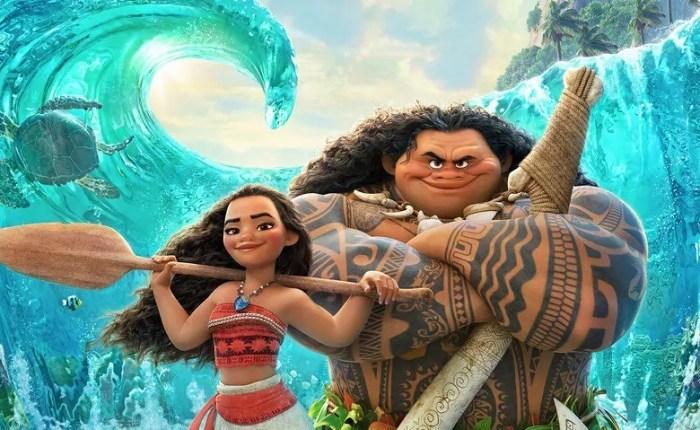 Avventure straordinarie nel nuovo trailer italiano di Oceania, il cartoon Disney di Natale