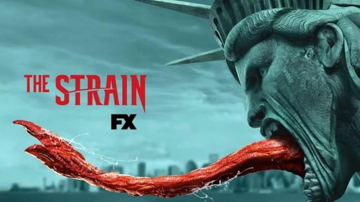 L'emittente FX rinnova la serie tv The Strain per una quarta ed ultima stagione
