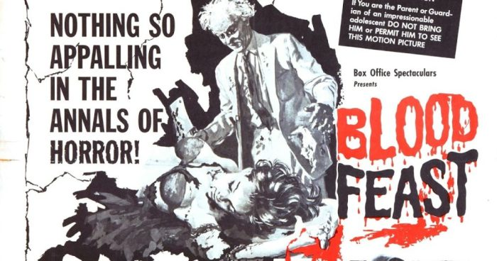 [ToHorror Film Festival 16] – La recensione di Blood Feast, l'horror datato 1963