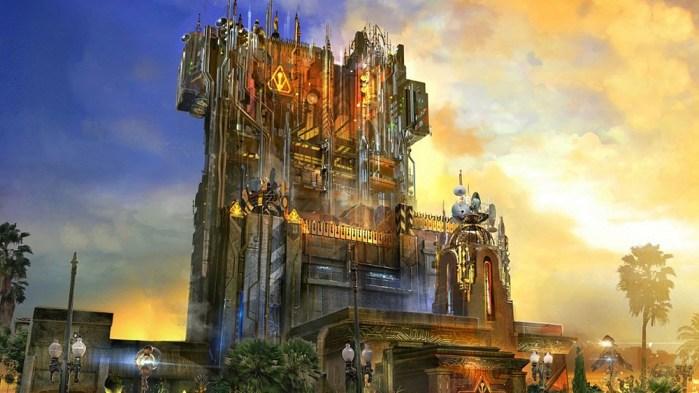 [Cinema e Parchi a Tema] – Nei parchi Disney arrivano i Guardiani della Galassia