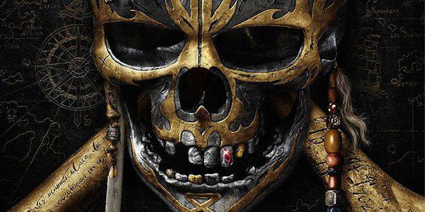 Stanotte il primo trailer di Pirati dei Caraibi 5, ora ammiriamo lo stupendo teaser poster