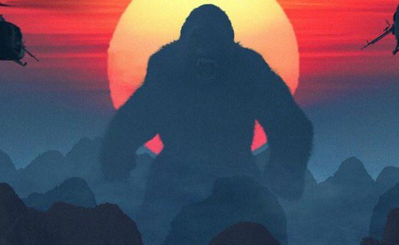 Kong: Skull Island, i poster del film in uscita a marzo 2017