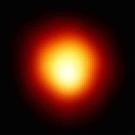 Red giant Betelgeuse. Image credit: Hubble Space Telescope
