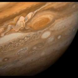 Jupiter. Image credit: NASA/JPL
