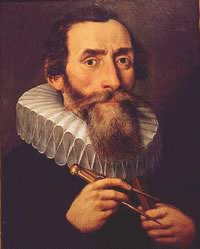 Johannes Kepler used mathematics to model his observations of the planets.
