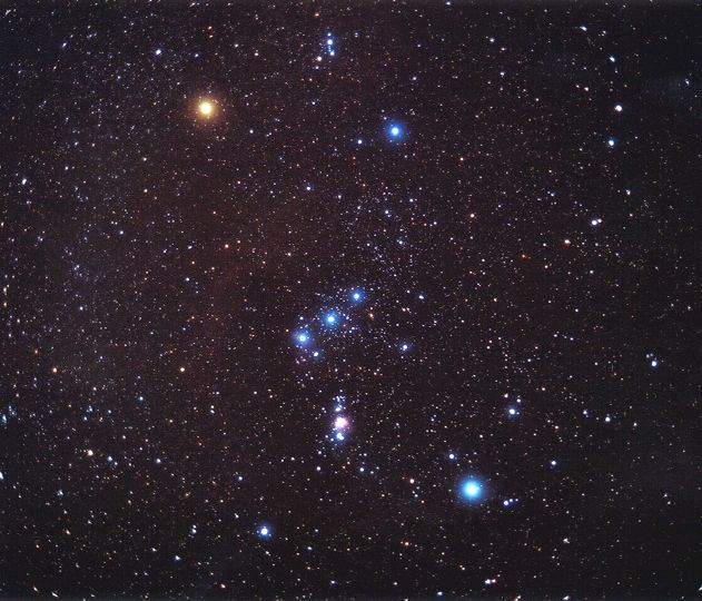 an introduction to the constellation orion Name _____ constellations workbook called them constellations we will use the constellation of orion as our example.