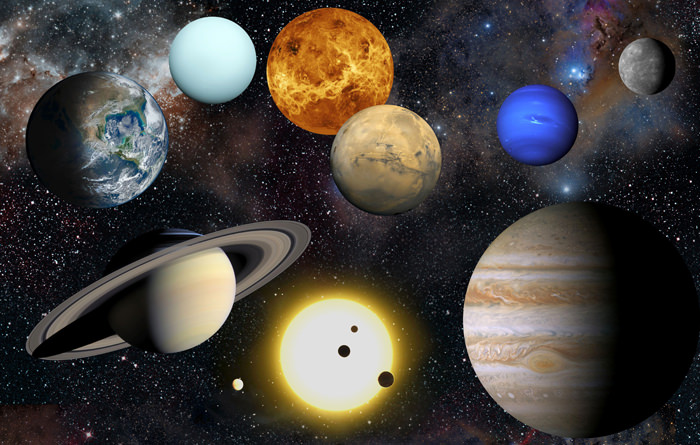 temperature of planets - photo #26