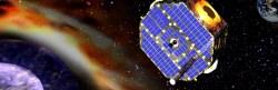 The Interstellar Boundary Explorer.  Credit: NASA