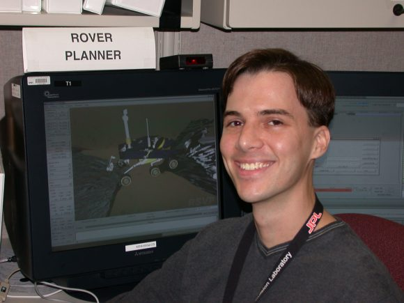 Scott Maxwell, using his 3-D simulation software.  Courtesy Scott Maxwell