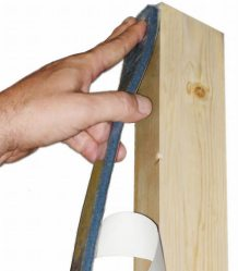 Aerogel-based insulation.
