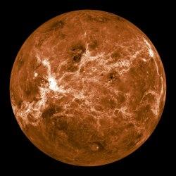 Venus.  Credit: NASA