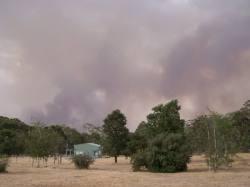 Fires Approach Observatory - Bert Candusio