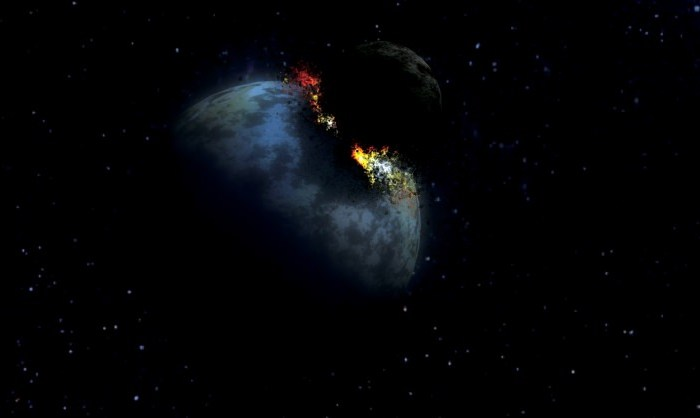 where did asteroids come from - photo #15