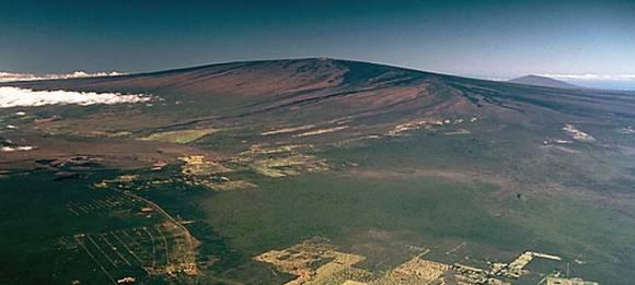 Mauna Loa. Image credit: USGS