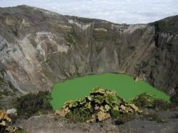 Volcano Crater. Image credit: Dirk van der Made