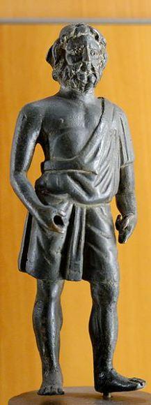 Statue of Vulcan. Image credit: Marie-Lan Nguyen
