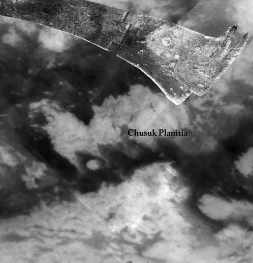 Chusuk Planitia
