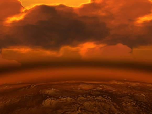Why is Venus So Hot
