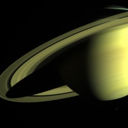 Why Does Saturn Have Rings