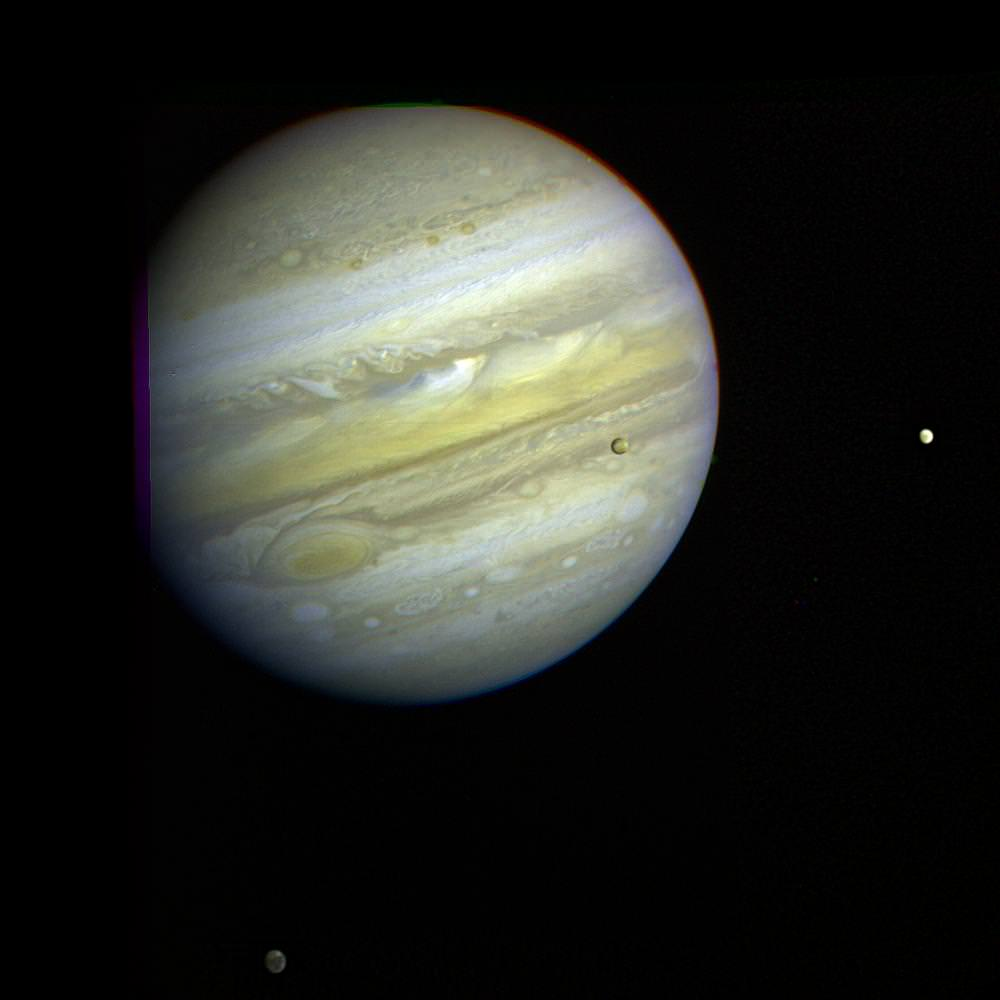 the moons of jupiter The galilean moons each of the jovian planets has a number of moons, although jupiter has the most with more than 60 catalogued to date jupiter's 4 largest moons exhibit some of the most interesting geology in the solar system.