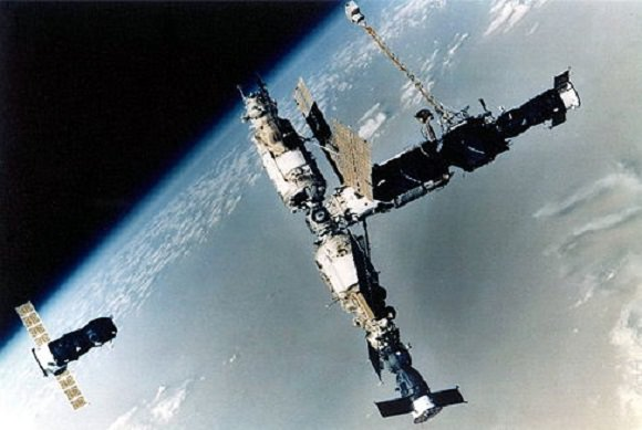 russia space station - photo #12