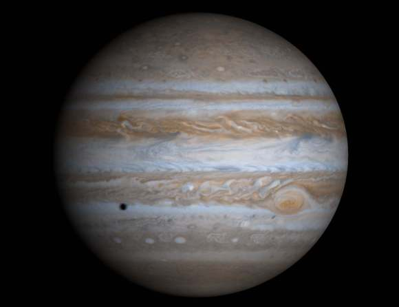 How Many Miles is Jupiter from the Sun